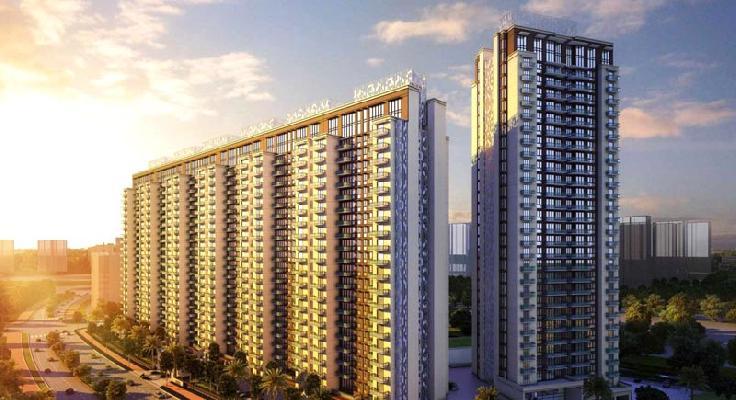 Presidency Heights, Noida - 2/3 BHK Residential Apartments