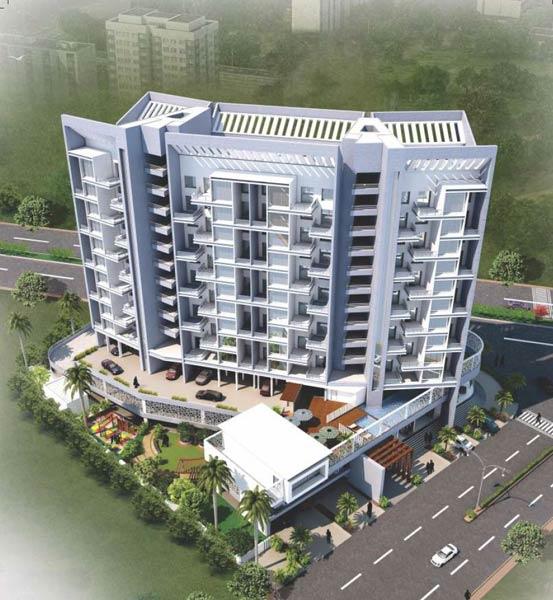 Life Ville, Pune - 2&3 BHK Spaces & Shops