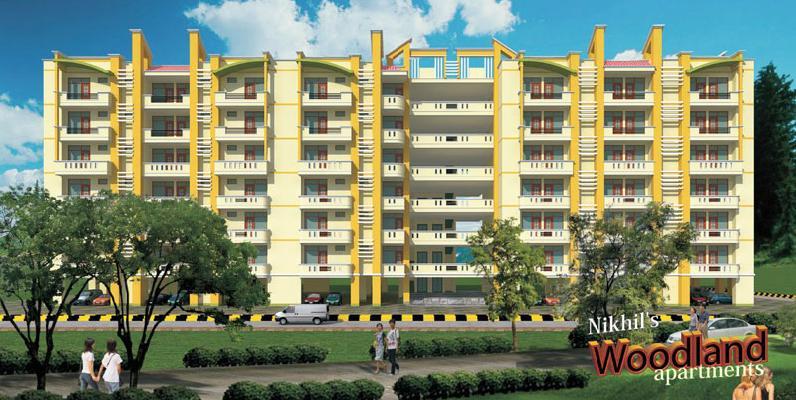 Nikhil's Woodland Apartment , Agra - Best Apartment