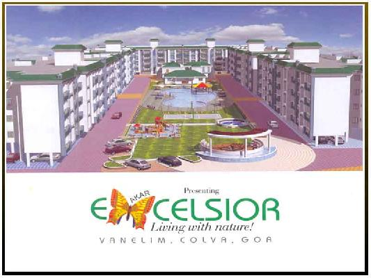 Akar Excelsior, Goa - Residential Heights