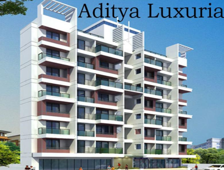 Aditya Luxuria, Mumbai - Classic Residential Apartments