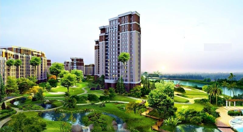 Smart Zone City, Delhi - Luxury Apartments