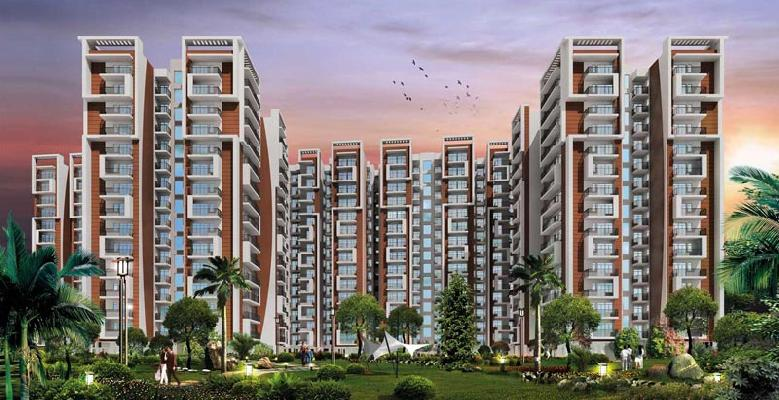 Magnum Oasis Green, Ghaziabad - 2,3 and 4 BHK Luxury Apartments