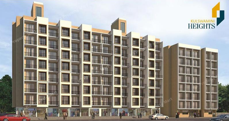 Kulswamini Heights, Mumbai - 1 RK, 1, 2 Bedroom Apartment