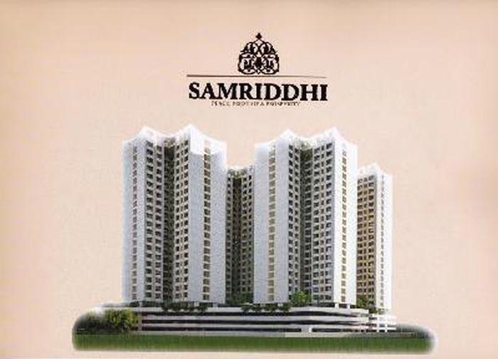 Samriddhi, Mumbai - 2/2.5 & 3 BHK Apartments