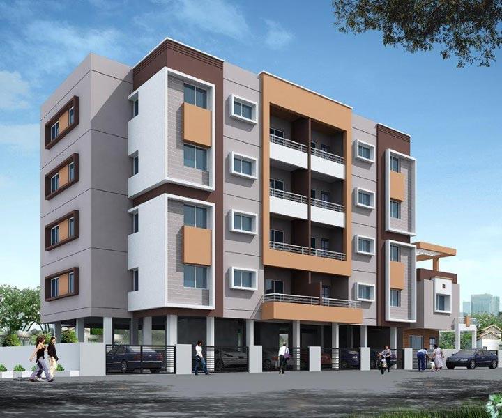 Siddhesh Glory, Nashik - 2 BHK Apartments