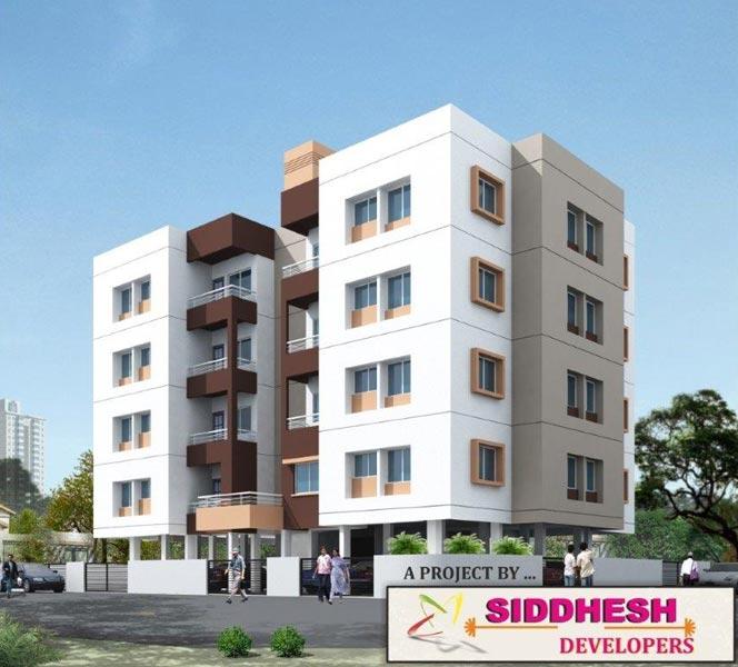 Siddhesh Pride, Nashik - 2 BHK Residential Apartments
