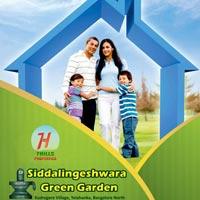 Siddalingeshwara Green Garden - Yelahanka, Bangalore