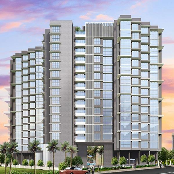 DB Skypark, Mumbai - 2, 3 and 4 BHK Flats