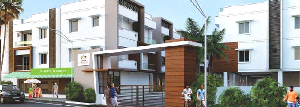 Color Castle, Chennai - 2/3 BHK Apartments