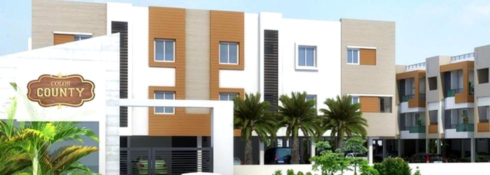 Color County, Chennai - 2/3 BHK Apartments