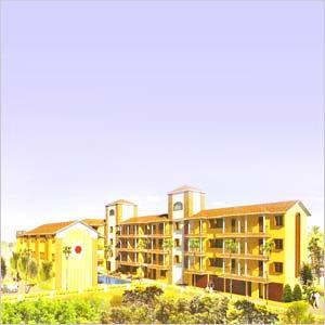 Palms Candolim, Goa - Resort Styles Apartment