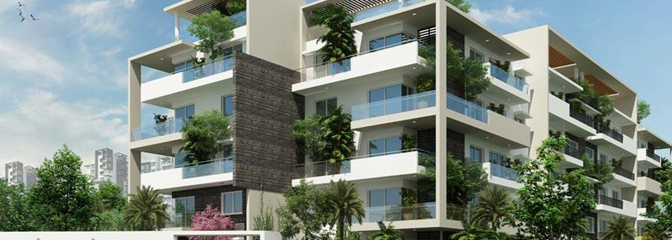 Elegant Bristol, Bangalore - 2 & 3 BHK Apartment
