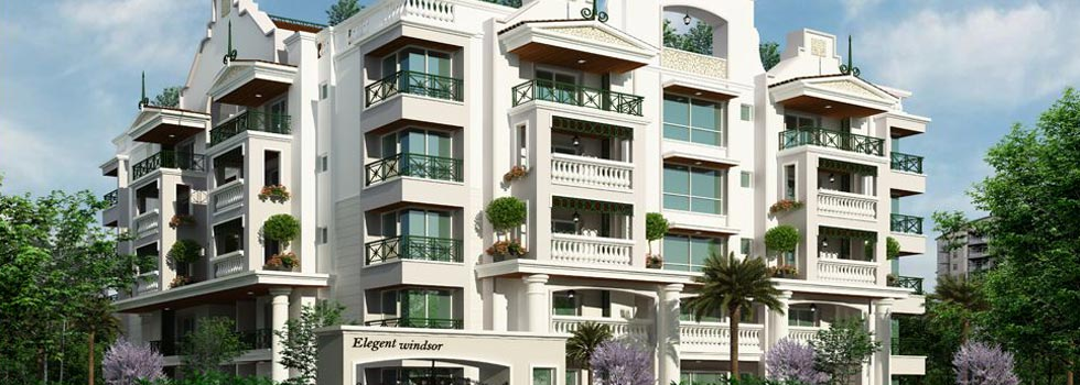Elegant Windsor, Bangalore - Luxury Apartment
