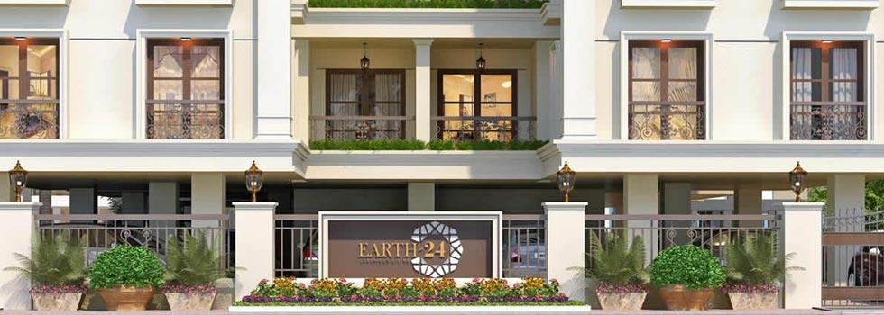 Earth - 24, Vadodara - Luxurious Living