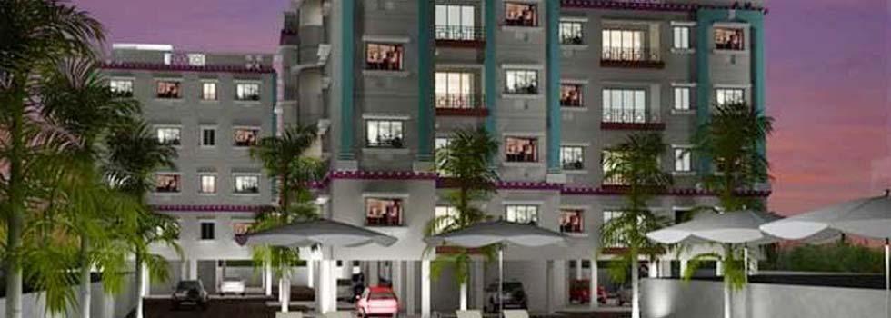 Brooklyn, Kolkata - Luxury Apartment