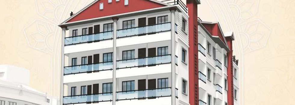Rajtilak, Kolkata - 1,2 & 3 BHK Apartment