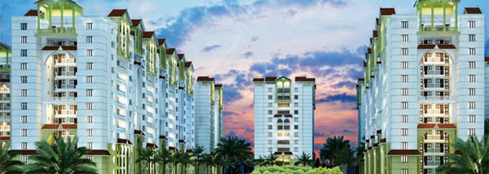 Gopalan Olympia, Bangalore - Luxurious Apartments