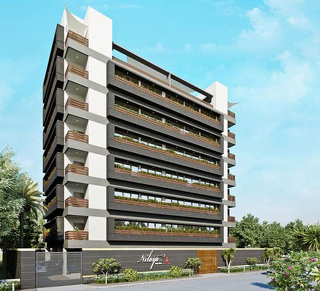 Nilaya, Ahmedabad - Luxurious Apartments