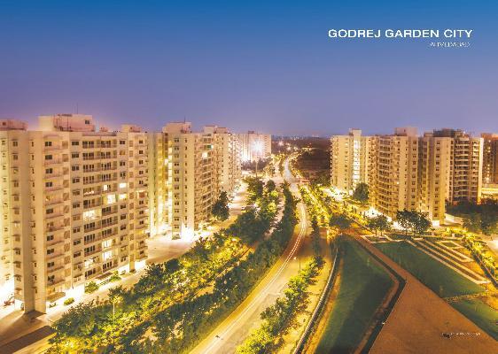 Godrej Garden City, Ahmedabad - 1, 2, 3 & 4 BHK Apartment