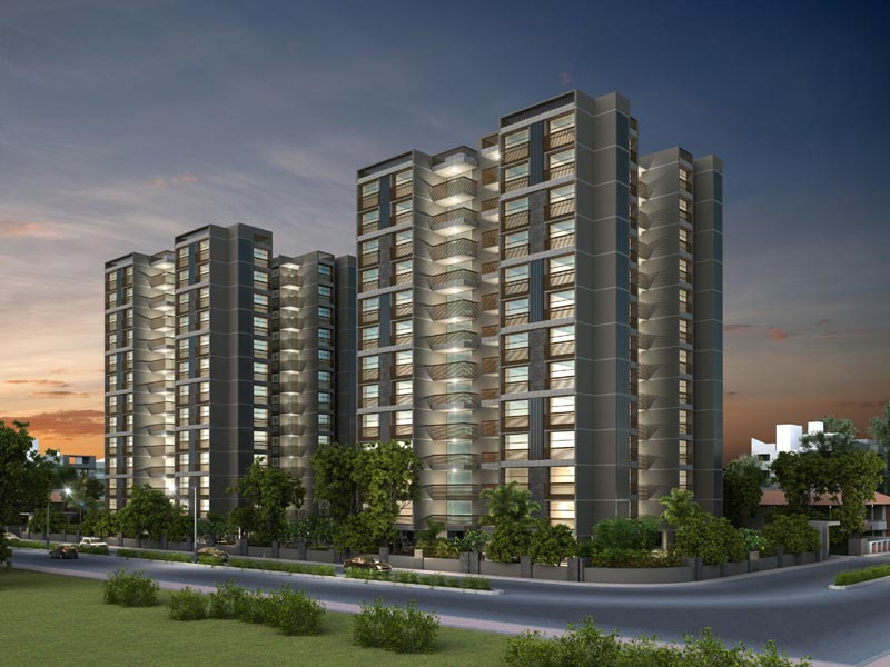 Binori Solitaire, Ahmedabad - Residential Apartments