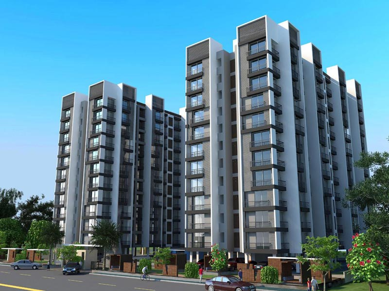 Neelkanth Elegance, Ahmedabad - 2 BHK Apartments