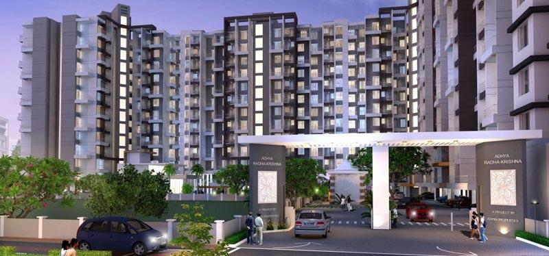 Adhya Radha Krishna, Pune - Luxurious Apartments