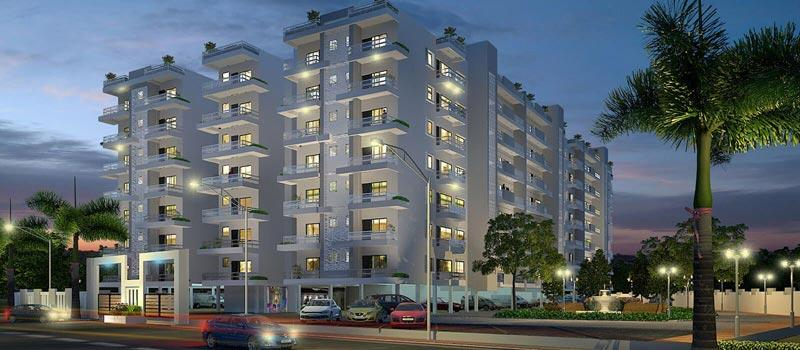 MB Homes, Dehradun - Luxurious Apartments