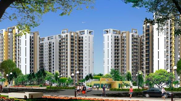 Ozone Park Apartments, Faridabad - Residential Apartments