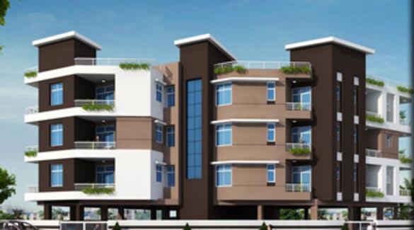 DPM Dhanraj Villa, Patna - Residential Apartments