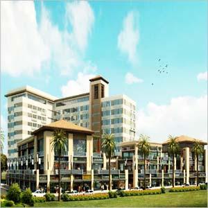 Emerald Plaza, Gurgaon - Commercial Plaza