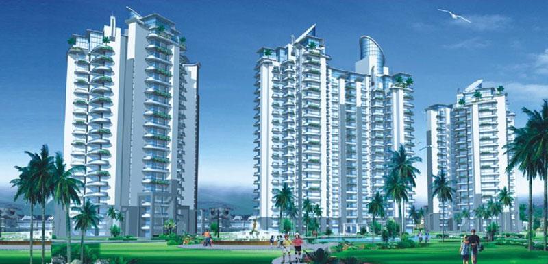 Hamilton Heights, Faridabad - Residential Apartments