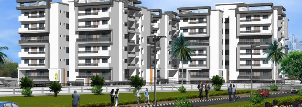 Meenakshi Planet City, Bhopal - 3, 4 BHK Villas