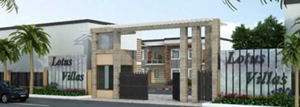 Lotus Villas, Noida - Residential Villas