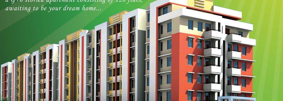 Greentech , Guwahati - Residential Flats