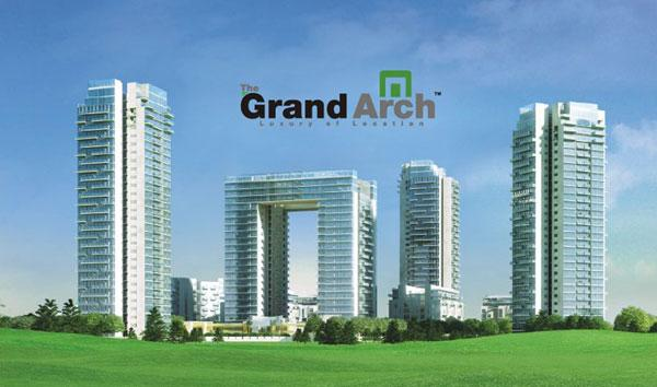 The Grand Arch, Gurgaon - Residential Apartments