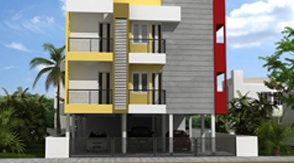 CC Sri Krishna, Chennai - Residential Apartments
