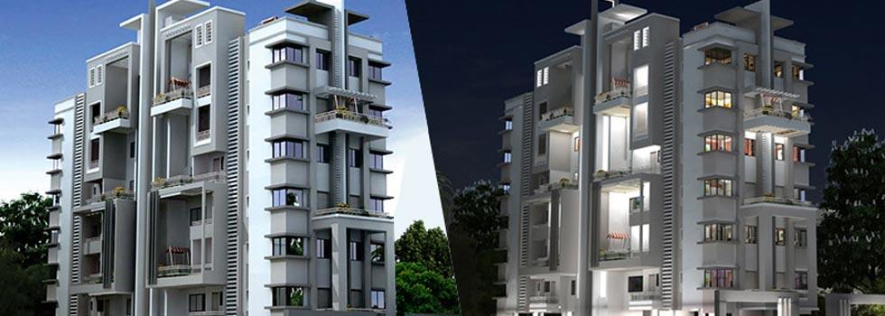 Shalwak Elite, Nagpur - Residential Apartment