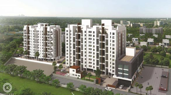 Kanchan Onyx, Pune - Residential Apartments