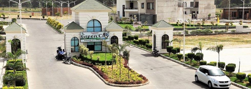 Green City, Bathinda - Residential Plots, Commericial SCO & Villas
