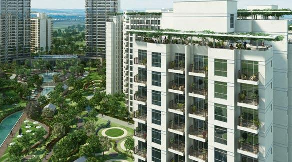Belgravia Resort Residences, Gurgaon - 3, 4 BHK Flats