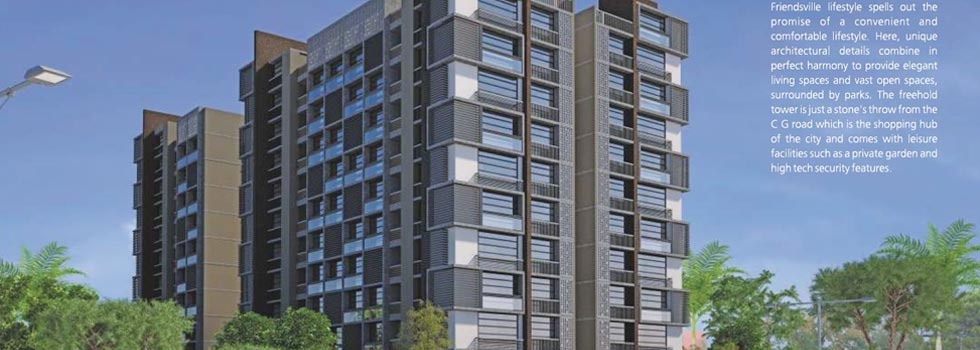 Friendville Lifestyle, Ahmedabad - Residential Flats