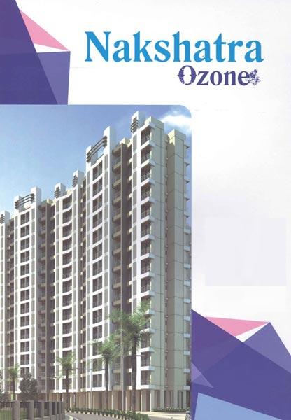 Nakshatra Ozone, Mumbai - 1 BHK Apartments