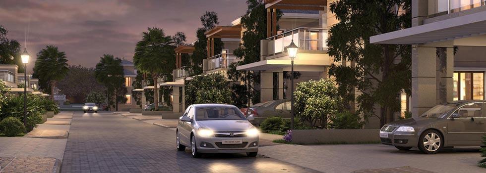 Prestige Silver Springs, Chennai - Residential Homes
