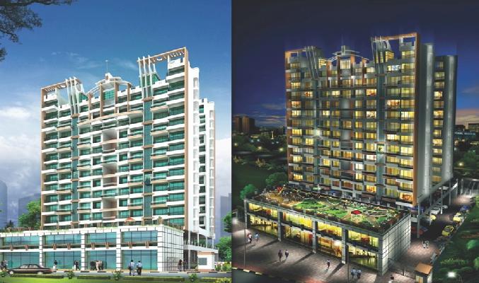 Sai Vihar, Navi Mumbai - 1 & 2 BHK Flats