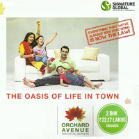 Orchard Avenue - Sector 93, Gurgaon
