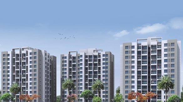 Gulmohar Primrose, Pune - 2 & 3 BHK Premium Apartment
