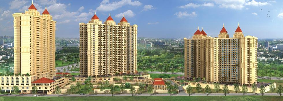 Cosmos Jewels, Thane - Residential Apartments