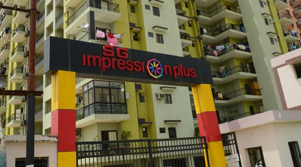 SG Impression Plus, Ghaziabad - Residential Apartments