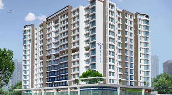 Blue Fortuna, Mumbai - Luxurious Apartments